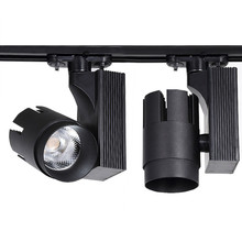 Thrisdar Modern NEW LED Track Light 30W 40W COB Ceiling Rail Spotlight 360+90 Rotate Clothing Shop Exhibition Lamps