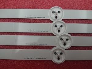 Image 5 - 5ชุด = 60Pcs Original LED BacklightสำหรับLG 47LN5200 47LN5400 47LA6200 6916L 1174A 1175A 1176A 1177A 1259A 1260A 1261A 1262A