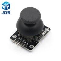 Para arduino duplo eixo xy joystick módulo de maior qualidade ps2 controle manche alavanca sensor KY 023 avaliado 4.9 /5|Peças e acessórios de reposição| |  -