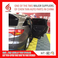 High quality aluminium alloy Automatic scaling Electric pedal side step running board for MDX