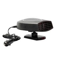 Portable 12V Auto Car Fan Heater Heating Automobile Heater Warmer And Defroster Demister For Easy Snow