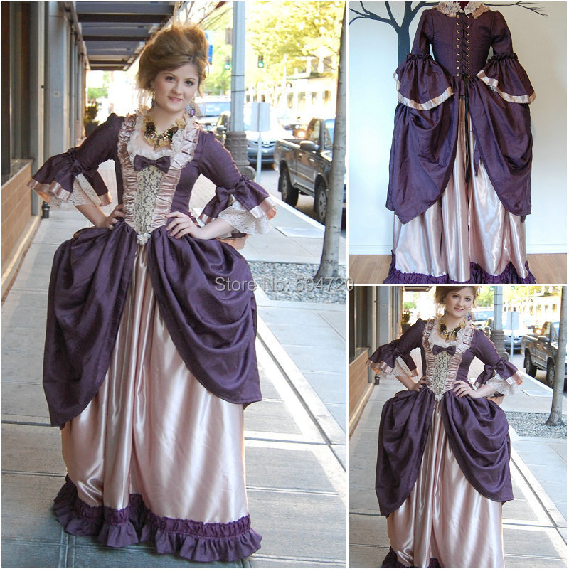 R 840 Vintage Costumes 1860s Civil War Southern Belle Ball
