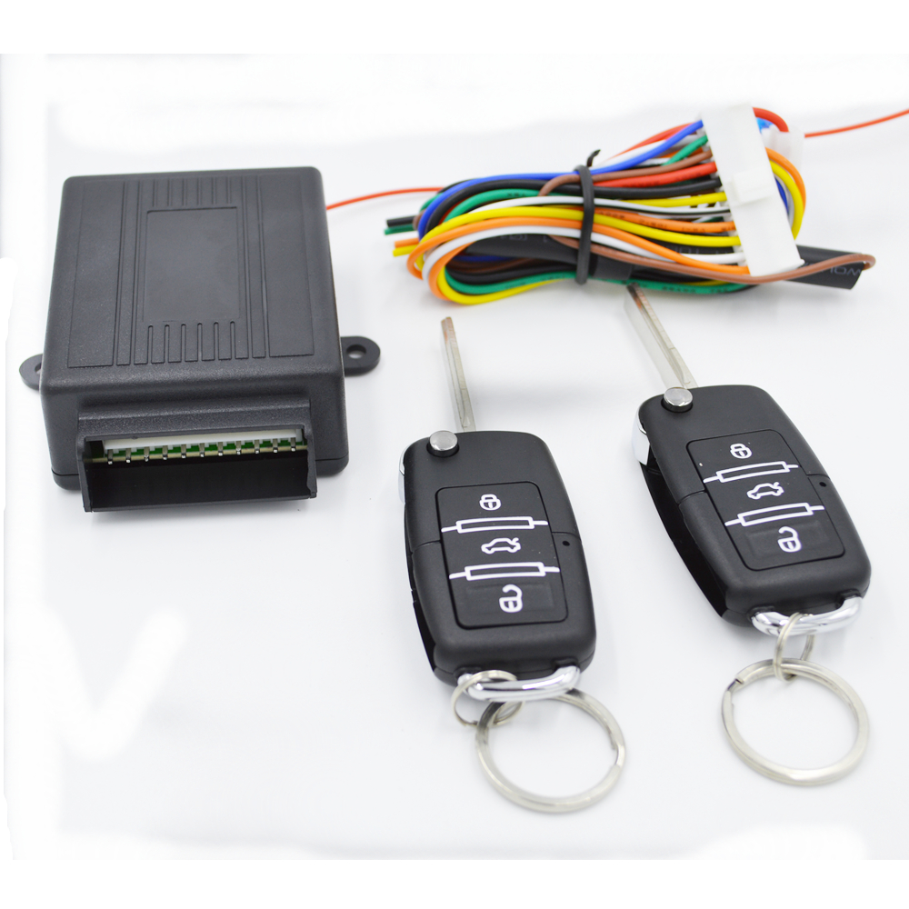 2017 New Universal Car Vehicle Remote Control Central Kit