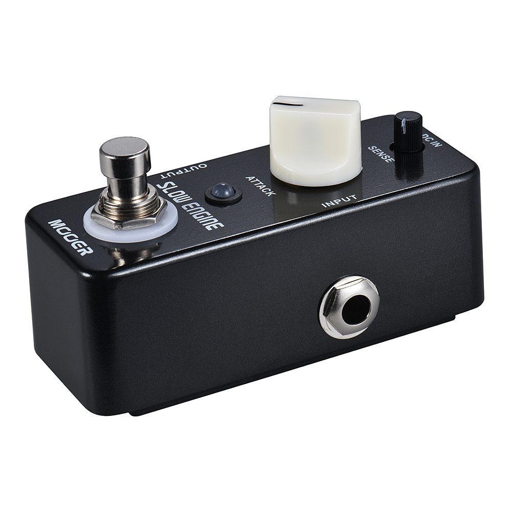 MOOER SLOW ENGINE Electric Guitar Pedal Slow Motion Guitar Effect Pedal True Bypass Full Metal Shell Guitar Parts & Accessories-in Guitar Parts & Accessories from Sports & Entertainment    2