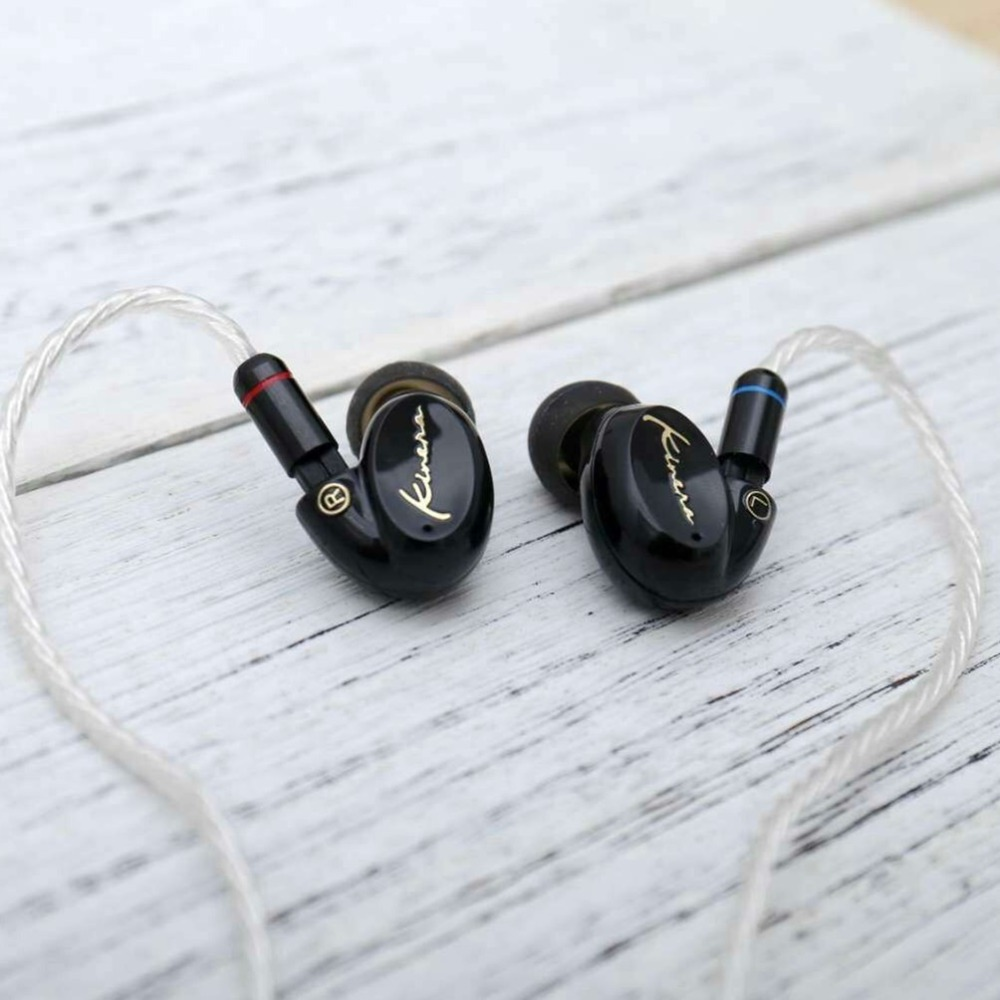 KINERA SEED 3 5mm In Ear Earphone 1DD With 1BA Hybrid Drive HIFI Earphone Sport Earphone