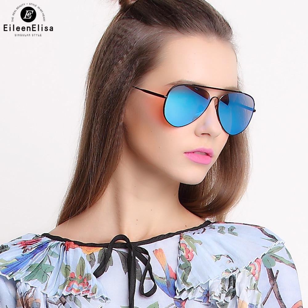EE új pilóta napszemüveg női divatos napszemüveg tükör - Ruházati kiegészítők