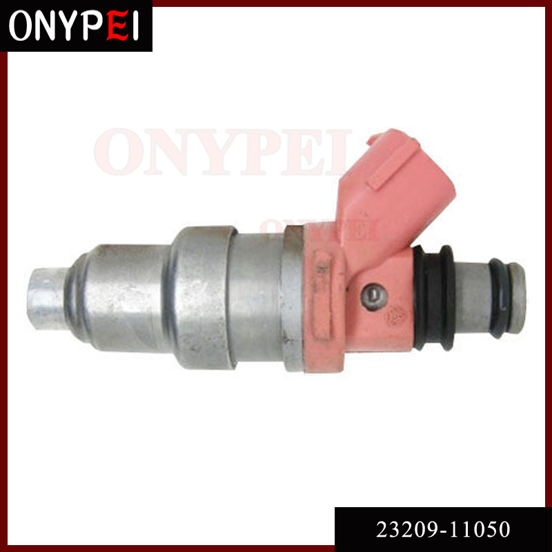 Fuel Injector Nozzle 23209-11050 23250-11050 For Toyota Starlet EP82/85 4EFE Corolla Tercel Caldina 2320911050 2325011050 цены