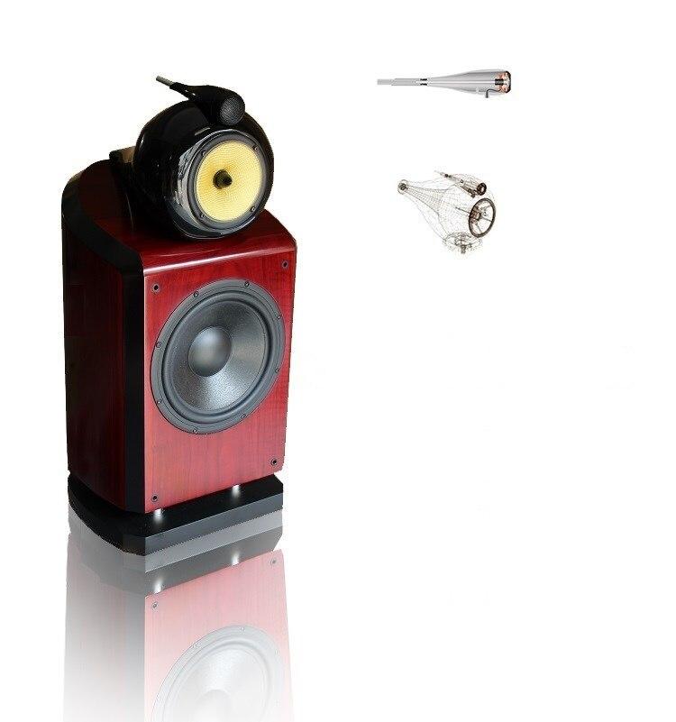 3 way 3 unit/speakers 10 inch bookshelf speaker monitor HIFI landing  speakers buy monitor with speakers