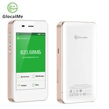 GlocalMe G3 4G LTE Freigesetzter Handy WIFI Hotspot Weltweit Hoher Geschwindigkeit Keine SIM Kein Roaming Gebühr Tasche WIFI Geek produziert