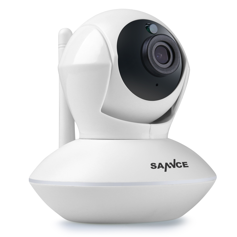 SANNCE 915MHz Super Wireless Alarm IP Camera 720P Wi-Fi Wireless Network Surveillance Wifi Defender Baby Monitor CCTV Camera