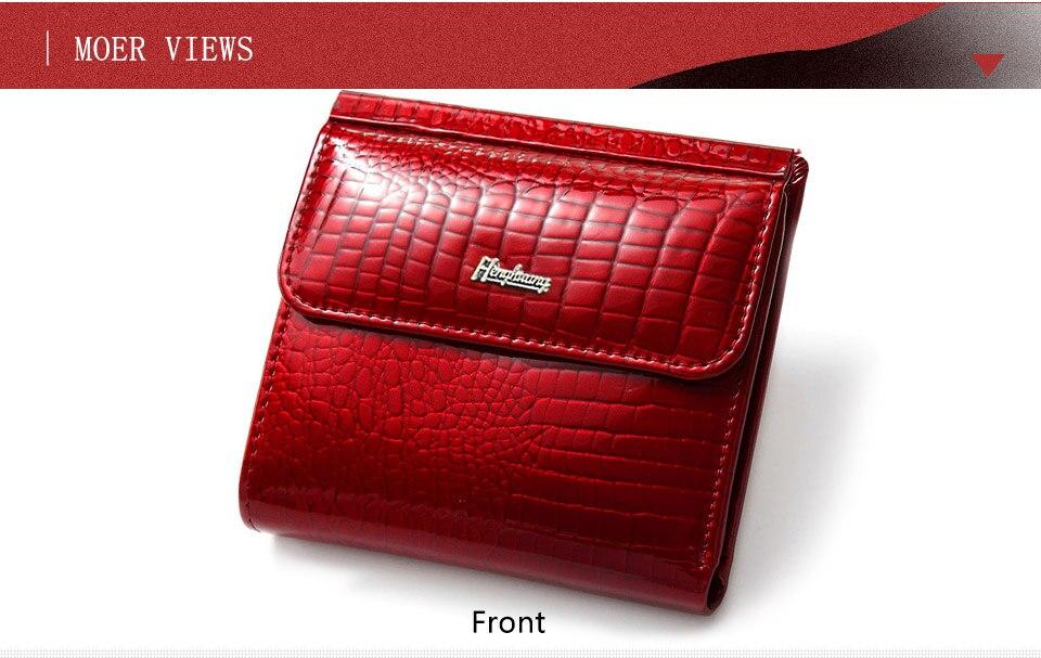 mini carteiras de embreagem curta feminina luxo
