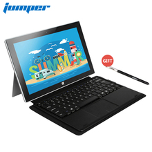 Jumper EZpad 5SE Windows 10 Tablet PC Laptop 2 in 1 10.6 Inch 1920 x 1080 IPS Screen Intel Z8300 Quad Core 4GB 64GB Stylus Pen(China (Mainland))