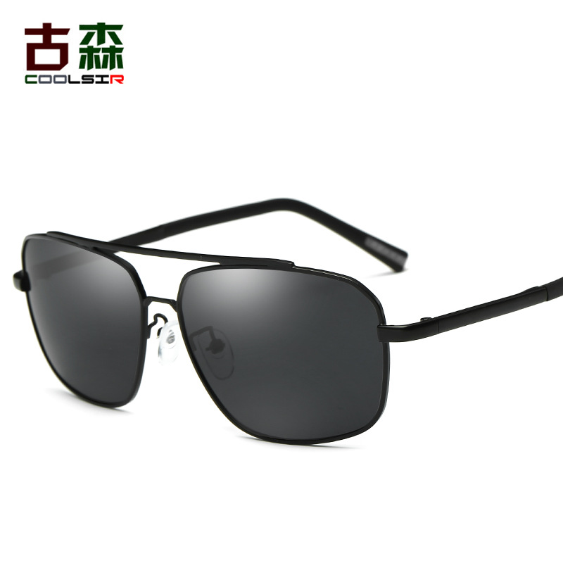 35e32ef9af Brand New 2017 Men Sunglasses Rectangle Mirror Anti Reflective Colorful Lens  UV400 Polarized Driving Men s Sunglasses-in Sunglasses from Apparel  Accessories ...