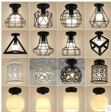 American village lights… Wrought iron lamps and lanterns,