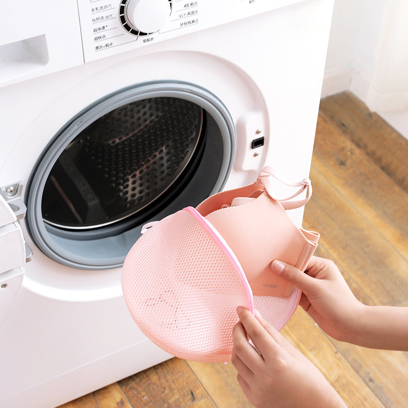 5pcs/set Laundry Bags Lingerie Washing Home Use Mesh Bag Clothing Underwear Organizer Washing Bag Useful Tools For Home HA