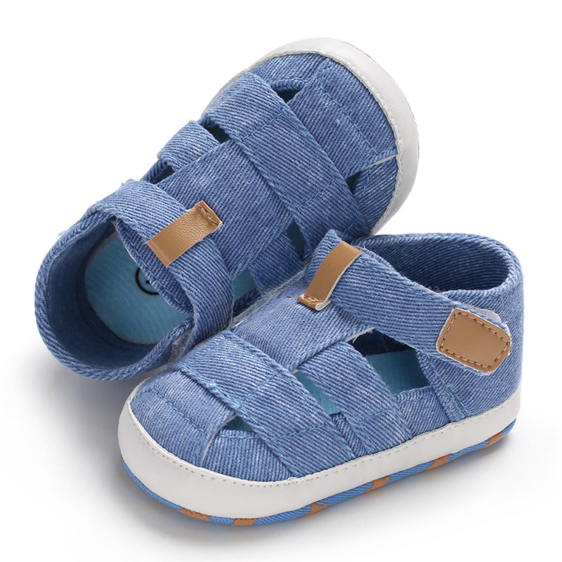 New First Walkers Baby Boys Girls Shoes Casual Baby Toddler Shoes Soft Canvas Shoes Non Slip 4 Colors For 0 1 Years Old Newborns
