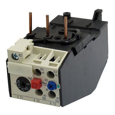 JRS2-25 2A 3 Pole 1.25-2A Motor Thermal Overload Relays jrs2 25 4 6 3a current protection thermal overload relay