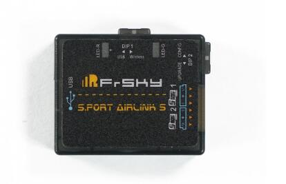 free shipping FrSky S.Port AirLink S release connecting tool flash firmware S6R/S8R
