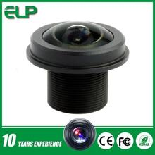CCTV lens extensive angle 180diploma 5mp 1/2 inch 1.56mm Panoramic extensive angle  lenses
