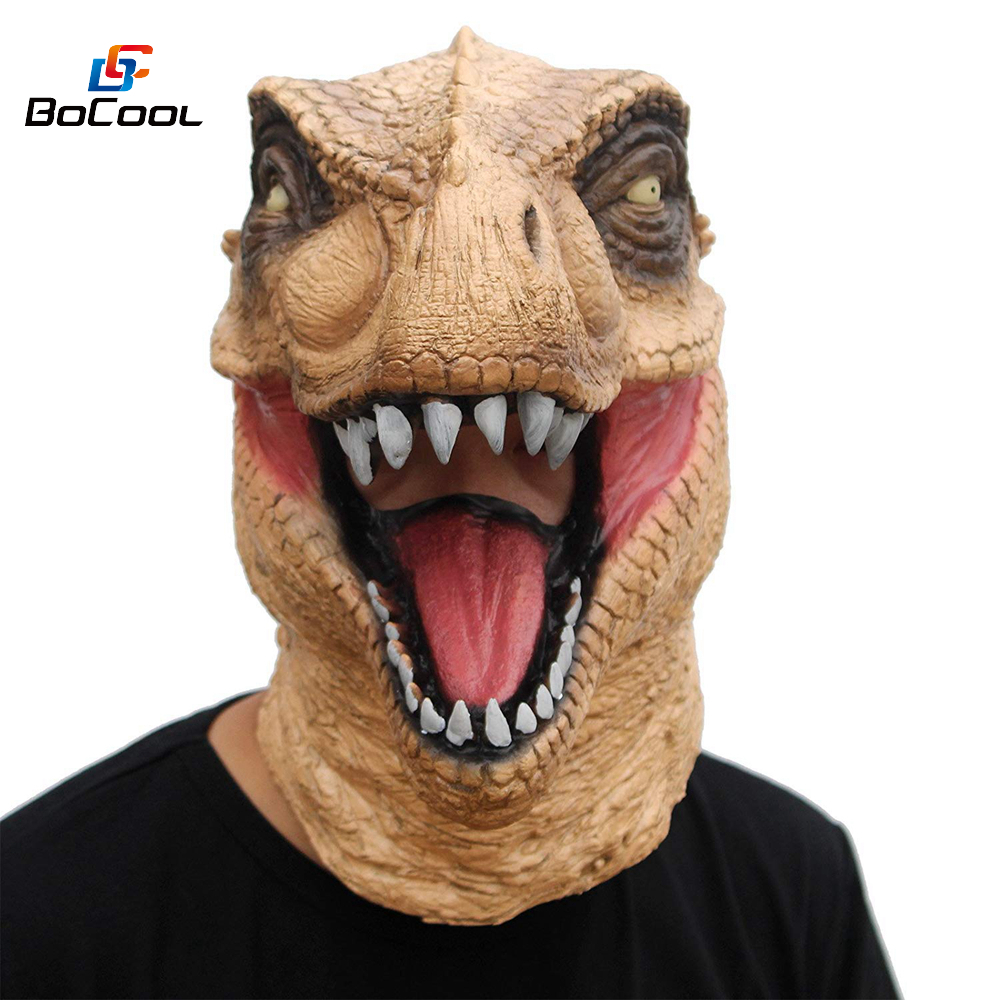 Dinosaur Mask T-Rex Halloween Costume