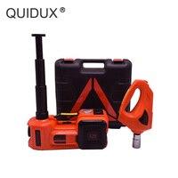 QUIDUX 3 в 1 автомобиль электрический разъем воздух шин насос Электрический Автомобильный ключ Авто Многофункциональный ремонта шин инструмен