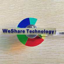 Projector Colour Color Wheel Model For  PE833 Replacement Color Wheel New