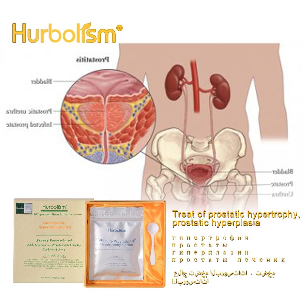 hurbolism от простатита