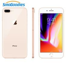 Разблокированный Apple iphone X/iphone 8/iphone 8 Plus смартфон iOS 2 ГБ/3 Гб оперативной памяти, Оперативная память 64/256 ГБ Встроенная память 12MP отпечатков пальцев 2691 мА/ч, LTE мобильный телефон