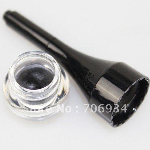 24pcs/lot Long-Wear Gel Eyeliner Set 24hours Waterproof Sweat Not Blooming LM1960