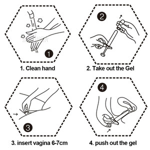 Image 5 - 3 boxen Frauen Vaginalen Verschärfung Gynäkologischen Trichomonas Gel Weibliche Sex Gesundheit Gebärmutter Pflege Anti Juckreiz Entzündung