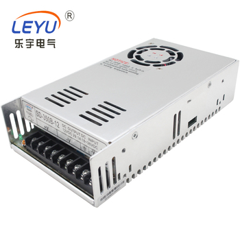 SD-350D DC DC Converter 350W Single Output 5V 12V 24V 48V