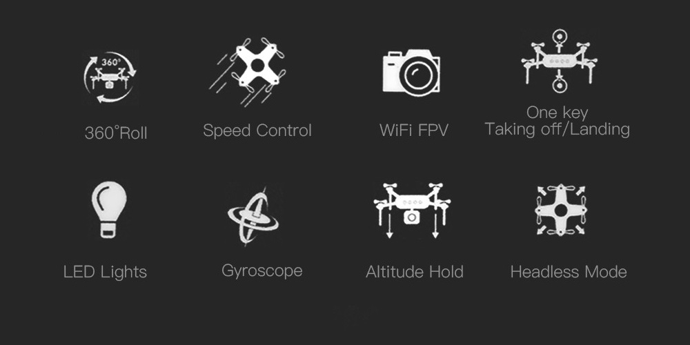Teeggi SG600 FPV RC Drone With 2MP 7P WiFi HD Camera Quadcopter Altitude Hold A Key Return Helicopter VS X5SW X5HW Dron 2