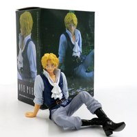 Anime Figure 14CM One Piece SCultures BIG Special SABO PVC Action Figure Toy Collectible Model Gift