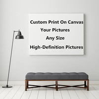 custom pictures no frame
