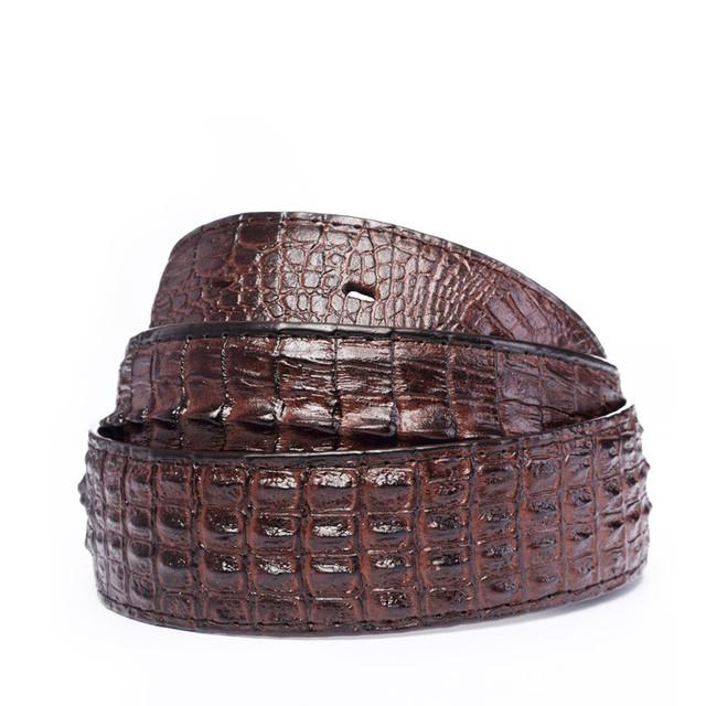 Crocodile Style Belt