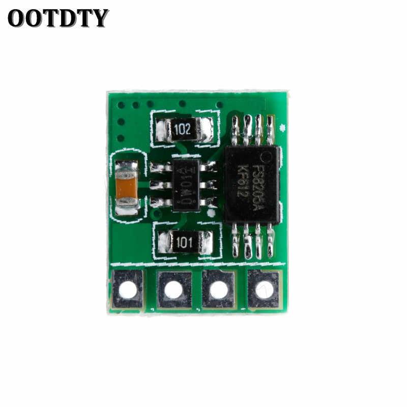 OOTDTY 3,7 V 4,2 V 3A литий-ионный Батарея Зарядное устройство защита от перезарядки токовой защиты доска для 18650 TP4056 DD05CVSA