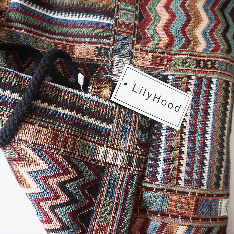 gypsy bohemian boho chique Étnica Size : 34.5*39.5cm