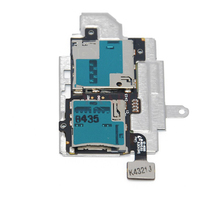 Free Shipping SIM Card and Memory Card Reader Holder Slot Tray for Samsung Galaxy S3 SIII i9300 100% Original