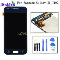 For Samsung GALAXY J1 J100 J100H J100F J100F LCD Display Touch Screen Digitizer For Samsung GALAXY J1 Pantalla Assembly