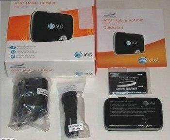 MiFi 2372 desbloqueado Novatel AT&T móvil 3G Router de banda ancha de acceso WiFi