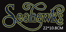 2pc/lot hot fix rhinestone motif designs iron on crystal transfers design iron on applique patches strass iron