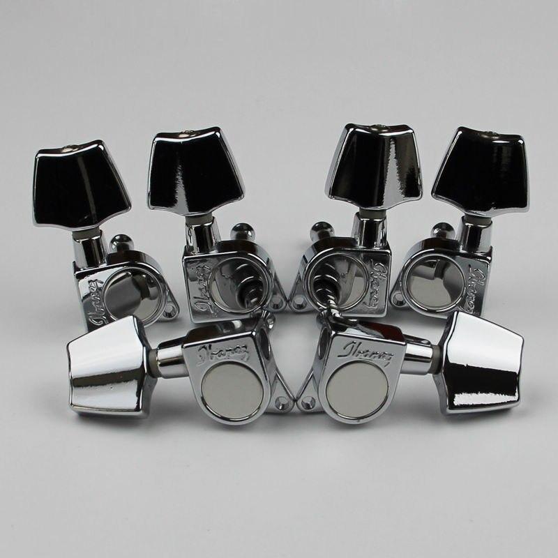 NOUVEAU 3R/3L IB Tuners Machine Heads Artiste Artcore Acoustique Chrome