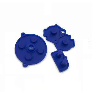 Image 2 - 20set Colorful Rubber Conductive Buttons A B D pad for GameBoy Advance GBA Silicone Start Select Keypad