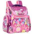 Новинка  детские школьные сумки для девочек с цветочным узором  ортопедический рюкзак  детские школьные сумки для мальчиков  автомобильный ...