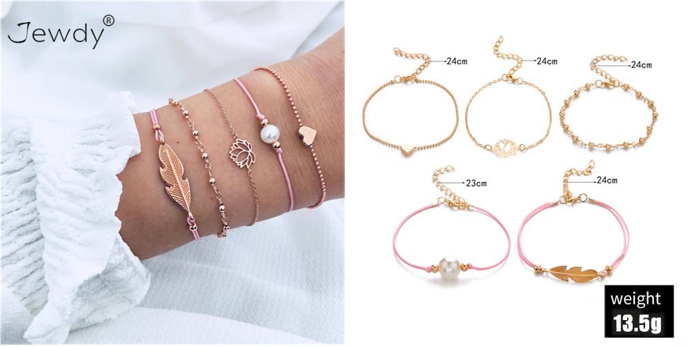 30 Styles Mix Turtle Heart Pearl Wave LOVE Crystal Marble Charm Bracelets for Women Boho Tassel Bracelet Jewelry Wholesale 19