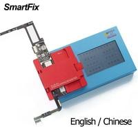 SmartFix NAVIPLUS Pro3000S NAND Flash программист 32 бита + 64 бит HDD жесткий диск SN Repair Tool для iPhone, iPad