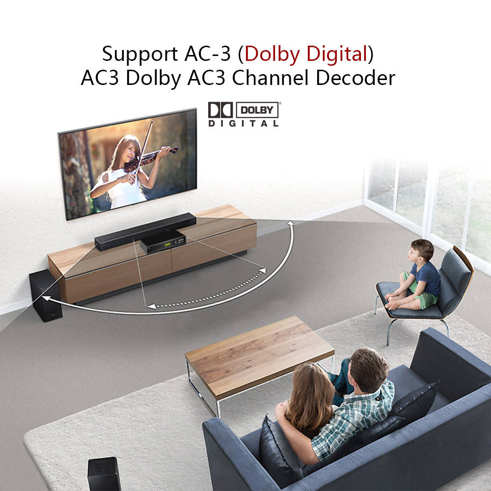 Image 4 - vmade DVB T2 tv box support youtube H.265 Dobly + USB WIFI DVB T3 TV tuner USB 2.0 HD Digital Terrestrial TV Receiver with scart-in Satellite TV Receiver from Consumer Electronics