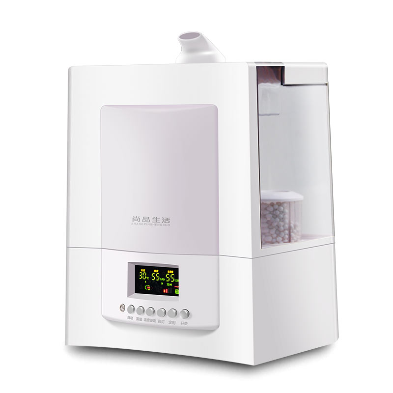 High capacity Home Air purification humidifier intelligent Humidifier salter air fryer home high capacity multifunction no smoke chicken wings fries machine intelligent electric fryer