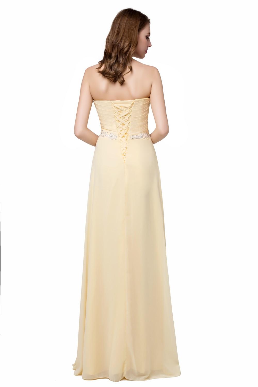100% echt Hochzeit günstige Brautjungfernkleider unter 50 Plus Größe ...