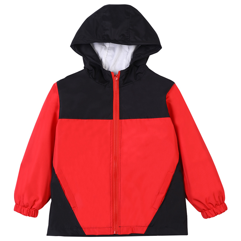 Boys Clothes Jacket Sweater 2018 New Spring Jacker For Kids Warm Hooded Coats Boys Waterpr Raincoat Outerwear Children Clothing